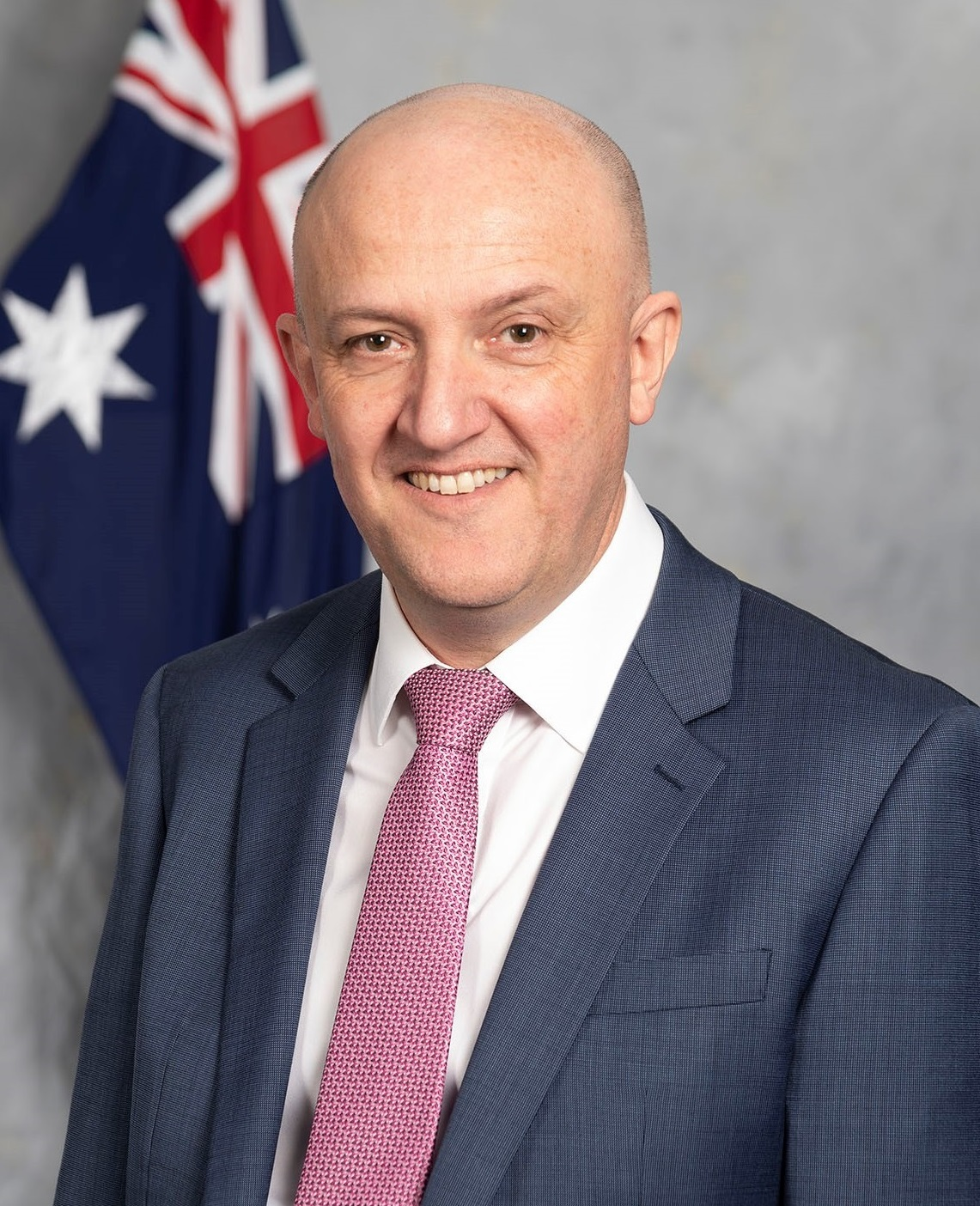 Director-General of Security, Mike Burgess